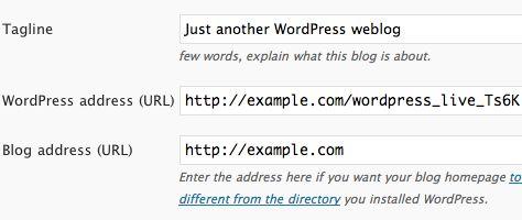 blog address should be beautiful 10 шагов по защите админки WordPress