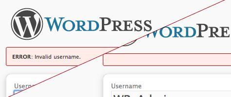 wordpress login screen 10 шагов по защите админки WordPress